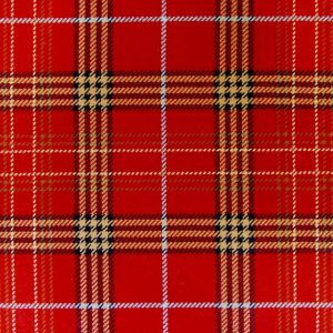 Martell Plaids Regal Red