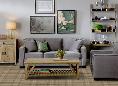 Tartan and Plaid Carpet Ranges